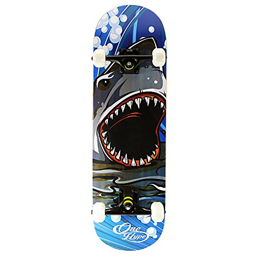 OneHype - Pro Complete Skateboard Jaw of Death, 31