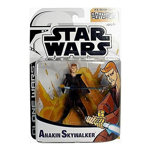 Clone Wars Animated Anakin -