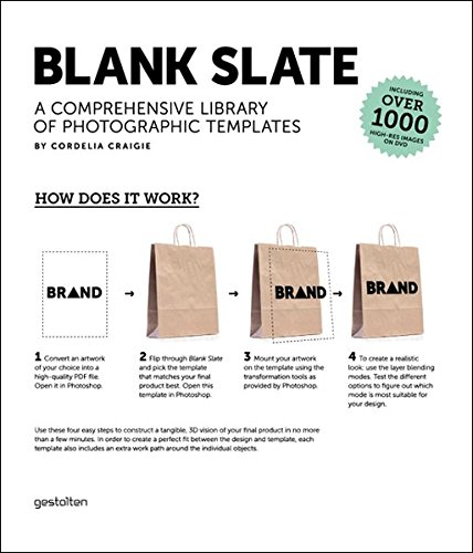 Blank Slate: A Comprehensive Library Of Photographic Dummies ...