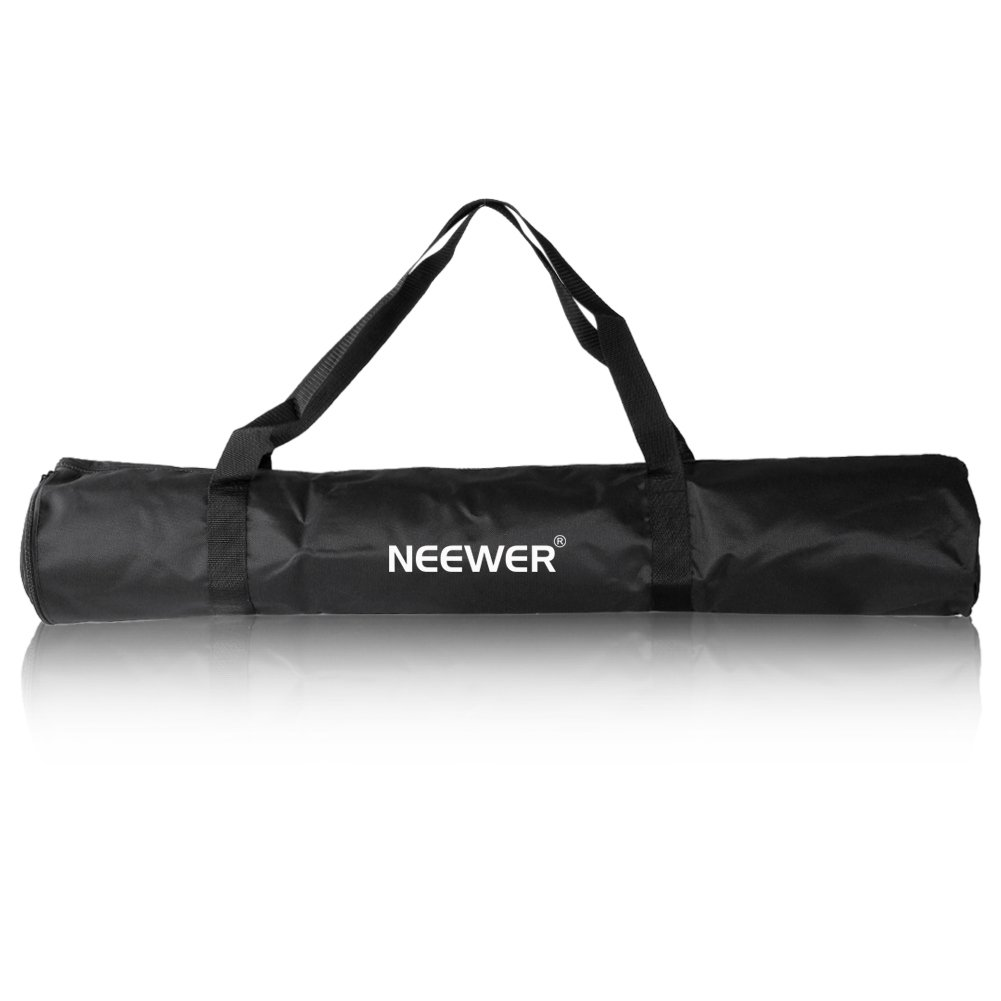 Neewer Photo Studio Camera Tripod and Monopod Case with Shoulder Strap for Light Stands, Boom Stand, Tripods, Monopod, 35x7x7.5 inches/90x18x19 centimeters (Black) 10090863