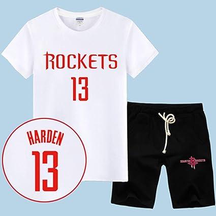 Jersey De La NBA Conjunto Houston Rockets James Harden # 13 ...