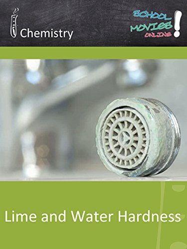Lime and Water Hardness - School Movie on Chemistry -