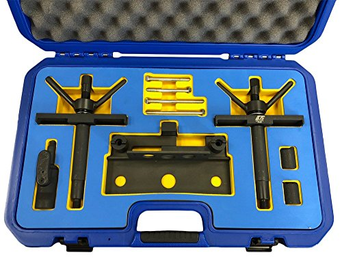 (Volvo Camshaft and Crankshaft Alignment Tool Kit)