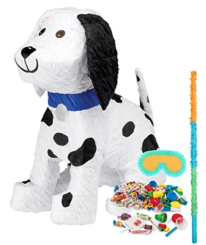 Dalmatian Fireman Dog (Dalmation Dog Pinata Kit)