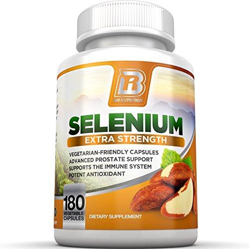 BRI Nutrition Selenium Natural