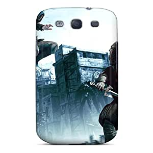 [RIR1465hTGp] - New Game Assassins Creed Protective Galaxy S3 Classic Hardshell Case