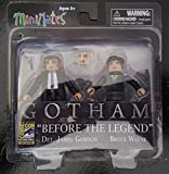 Gotham MiniMates SDCC 2015 Exclusive by Diamond Select