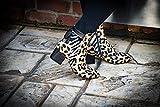 Per Fidem Womens Ariana Leopard Bootie