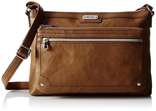 Cognac Crossbody Bags - 6