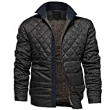 Allywit Men Coat Clearance Outdoor Warm Winter Jacket Casual Thick Jacket Outwear