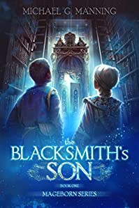 The Blacksmith's Son by Michael G. Manning ebook deal