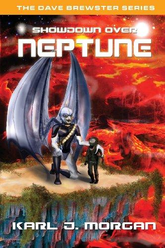 Showdown Over Neptune (The Dave Brewster Series Book 1)