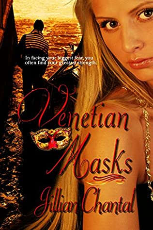 book cover of Venetian Masks