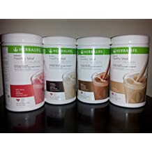 Herbalife Formula 1 - Combo of 4 PACK - MESSAGE US WITH FLAVOR SELECTION!