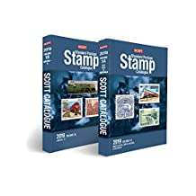 Scott 2019 Standard Postage Stamp Catalogue Volume 1: United States, Un, Countries A-B: 2019 Scott Catalogue Volume 1: United States, Un, Countries A-B (Includes 2 Book Volume 1a & 1b)