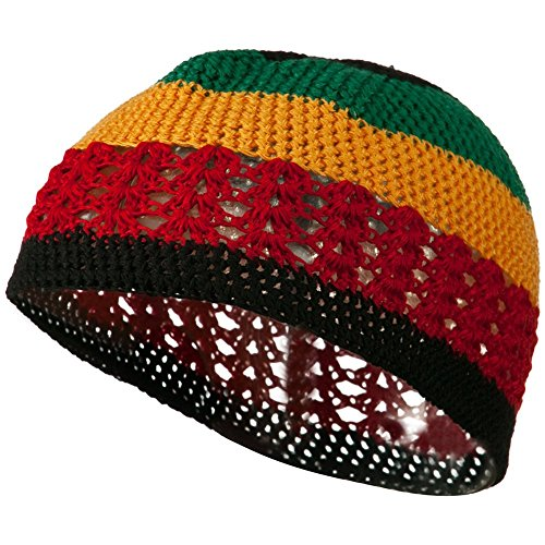 African Hat (Cotton Kufi Cap - African OSFM)
