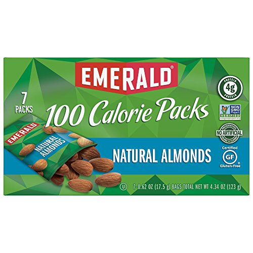 Emerald Natural Almonds 4 34 Ounce Packages