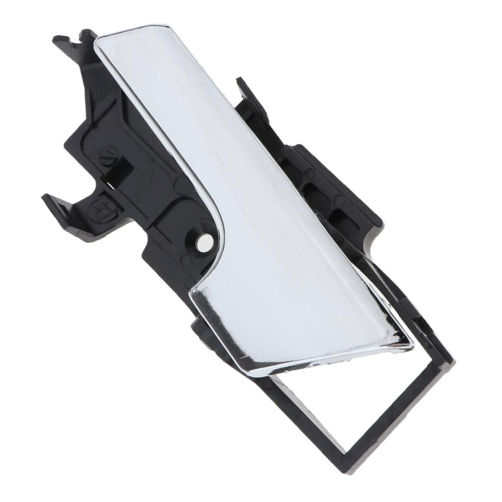 MagiDeal Vehicle Car Inner Inside Front-and-Rear Door Handle Left Side for Chevy Aveo 2007 2008 2009 2010 2011
