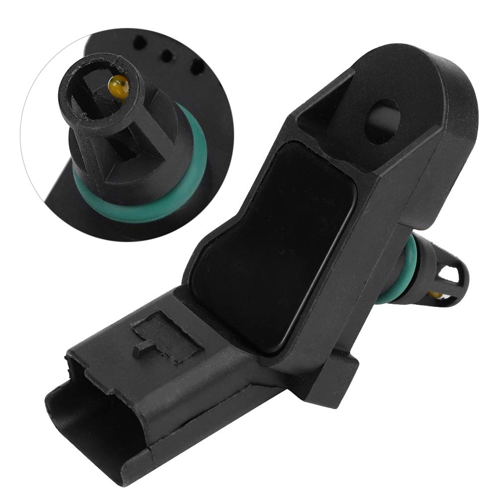 sensore MAP pressione assoluta collettore adatto per 1920AJ 9639381480 0261230043 467680 Sensore di pressione Suuonee