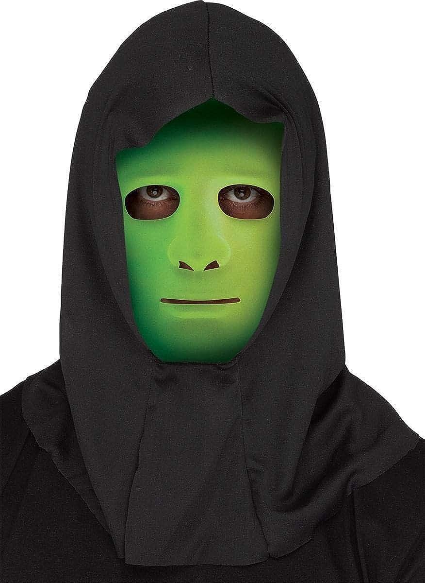 Fun World Blank Face with Shroud Mask