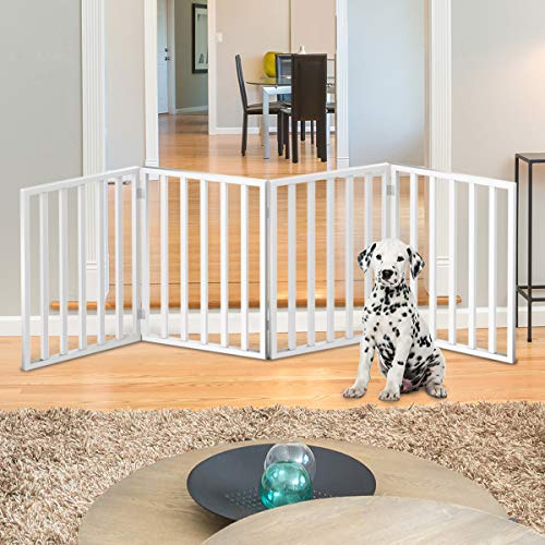 PETMAKER 80-62875-W4 Wooden Pet Gate