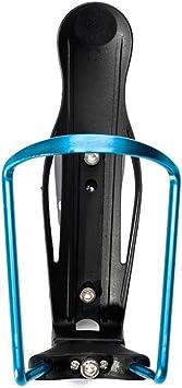Ajustable aluminio Ciclismo Bicicleta Soporte de botellas ...