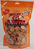 Smokehouse 100-Percent Natural Chicken Chips Dog Treats, 16-Ounce, My Pet Supplies