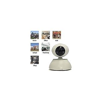 Cámara IP inalámbrica, cámara de vigilancia wifi IP, cámara web 720p HD, cámara