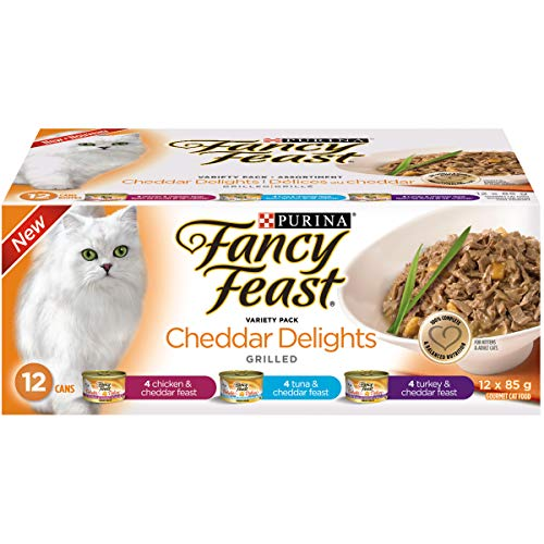 Confident New Fancy Feast A La Carte Wild Salmon Savoury Broth Dishes, Feeders & Fountains 85gm Buy One Get One Free Cat Supplies