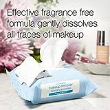 Neutrogena Cleansing Fragrance Free Makeup