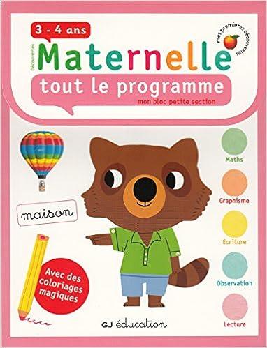 Ecole Maternelle Annuaire Des Livres Et Des Textes En