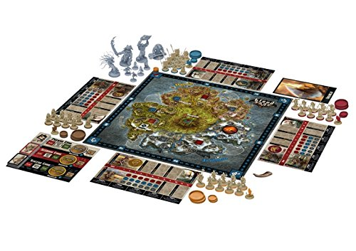 Comprar Edge Entertainment Blood Rage - Juego de Mesa EDGBLR01