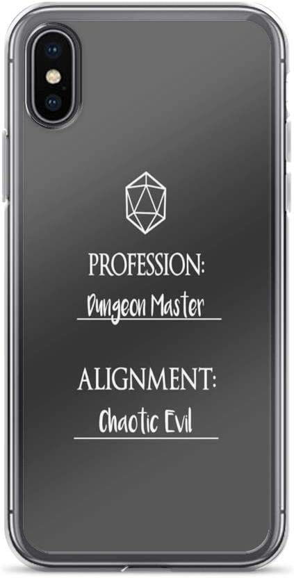 Chaotic Good - Black: Alignment Series iphone 11 case