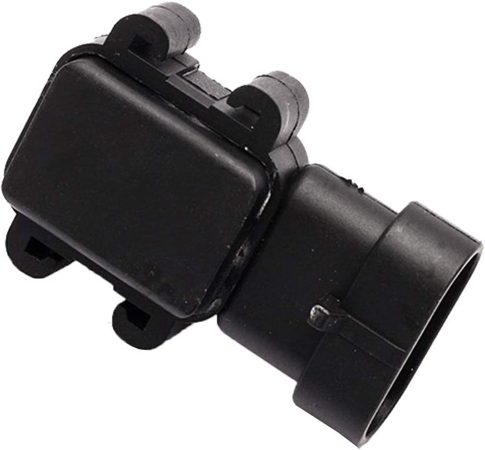 KARPAL Manifold Absolute Pressure MAP Sensor 12630402 Compatible with Chevrolet GMC