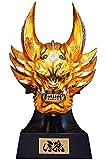 フューチャーモデルズ 黄金騎士 ガロ ヘッドモデル 全高約530mm ソフトビニール製 塗装済み 完成品