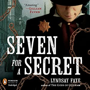 Seven for a Secret Audiobook