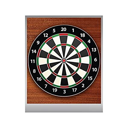Exceptionnel Mini Magnetic Desktop Dart Board With 3 Magnetic Darts Office Desk Toys