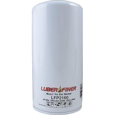 Luber-finer LFP2160 Heavy Duty Oil Filter: Automotive