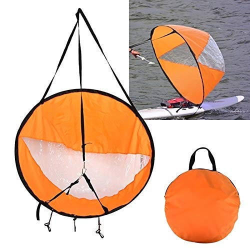 Hosmide Summer Fashion Surfing Wind Paddle Kayak Sail 42
