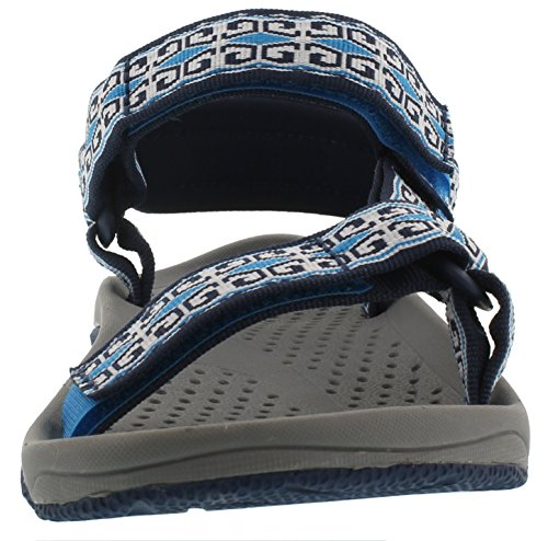 TevaHurricane 3 W's - Sandalias Atléticas Mujer Mini Denim Blue