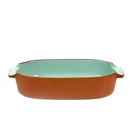 Jansen + CO pequeño ovalada horno de barro (: Amazon.es: Hogar