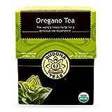 Buddha Teas Oregano Tea, 18 Count (Pack of 6)