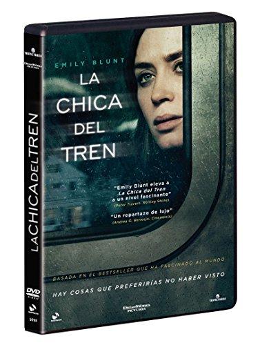 La Chica Del Tren -- The Girl On The Train -- Spanish Release