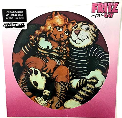 Price comparison product image Fritz the Cat Picture Disc (Black Friday 2018 RSD Exclusive)