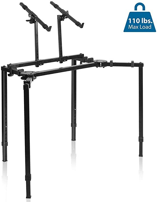 Top 9 Music Keyboard Stand With Laptop Holder