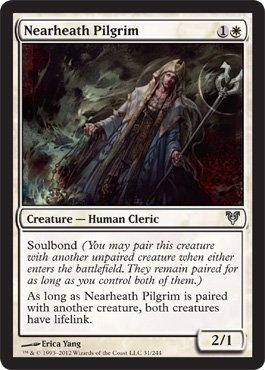 Magic: the Gathering - Nearheath Pilgrim (31) - Avacyn Restored