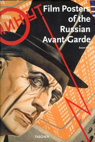 Film Posters of the Russian Avant-Garde (Jumbo)