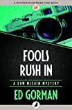 Front cover for the book Fools Rush In by Ed Gorman