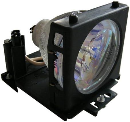 Beamerlampe mit Geh/äuse Kompatibel mit HITACHI DT00665 azurano Beamer-Ersatzlampe f/ür HITACHI PJ-TX300