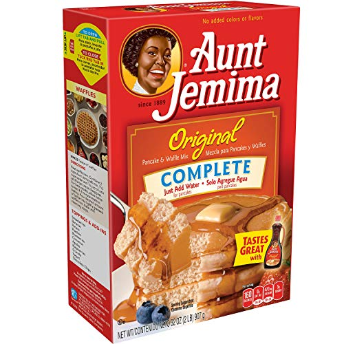 Aunt Jemima Pancake - Aunt Jemima Complete Pancake Mix, 32 oz